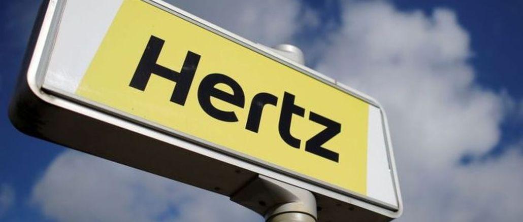 Dünyaca Ünlü Araç Kiralama Şirketi Hertz İflas Etti