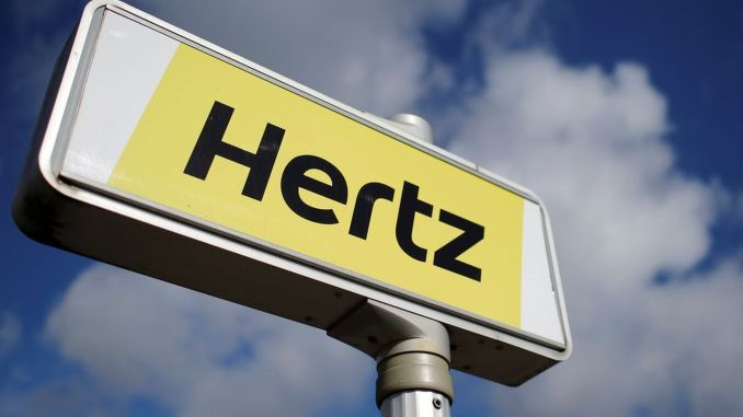 Hertz, one of the largest car rental companies in the world, is on the verge of bankruptcy