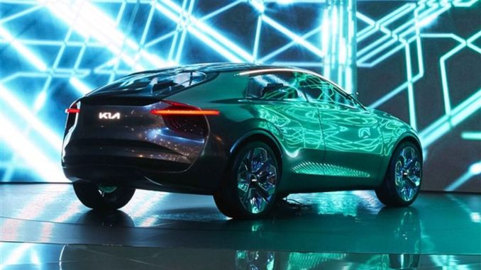KIA will grow with electric vehicles in Europe
