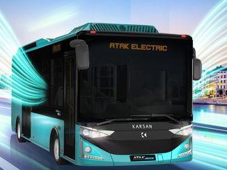 Karsan Electric bus