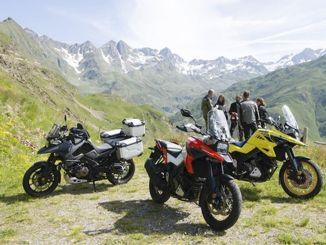 Suzuki V Strom Ailesinin En Yenisi DL1050 Türkiye'de