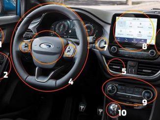 Съвети за дезинфекция на автомобили, които Ford обявява