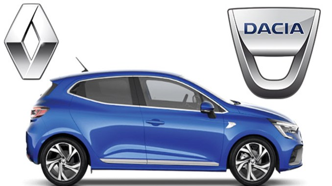 Renault and Dacia Special Offer for June