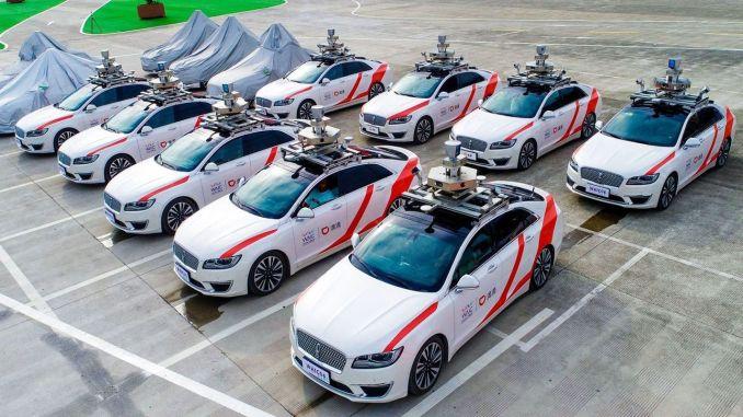 Autonomous vehicle period begins in
