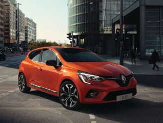 New Renault Clio car was elected the Year in Turkey