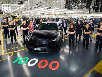 Lamborghini has managed to produce the Urus Model