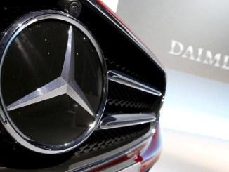 Mercedes bin çalışanla