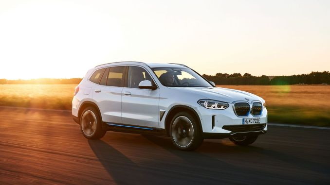 bmwnin electric model new bmw ix ready to hit the road