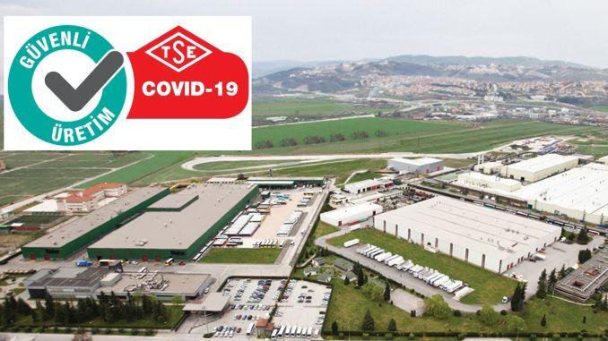 otokar tse covid received safe production certificate