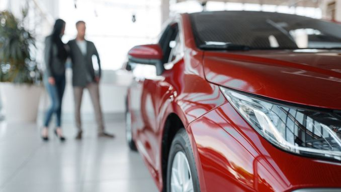 Attention in buying and selling cars