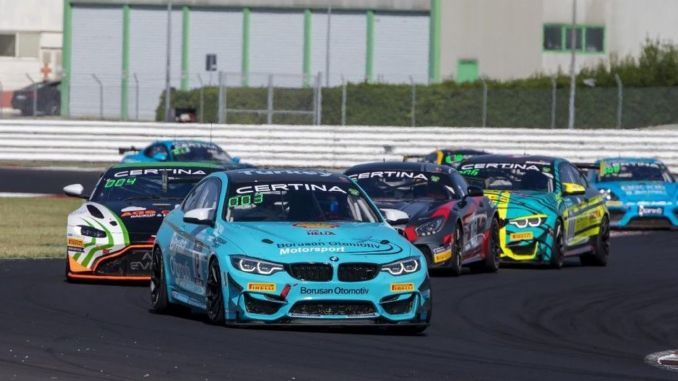 Young pilots of borusan automotive motorsport did two in two