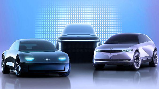 Another new brand from Hyundai, ioniq