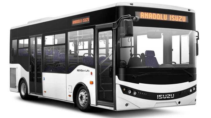Anadolu Isuzu Protects Passengers and Drivers Against COVID-19 Virus