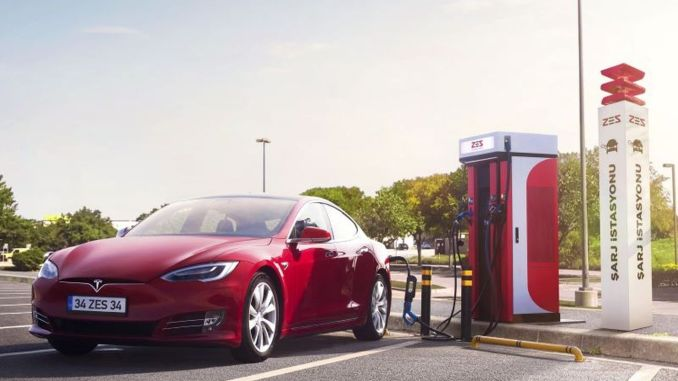new station from zest to electric cars