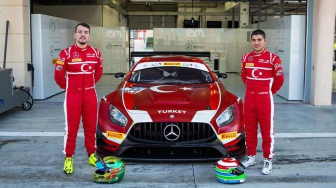 Turkish driver Salih Yoluç made history at the 24 hour races at Le Mans!
