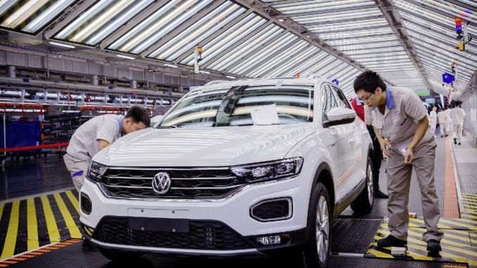 Volkswagen to Contribute to China's Neutral Carbon Target with an Investment of 15 Billion Euros