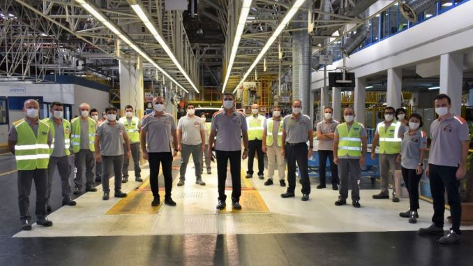 9 Awards to Ford Otosan in Occupational Health and Safety