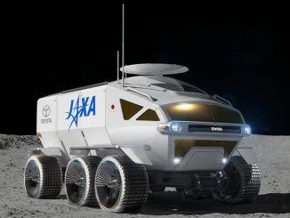 Toyota'nın Uzay Aracına 'LUNAR CRUISER' İsmi Verildi