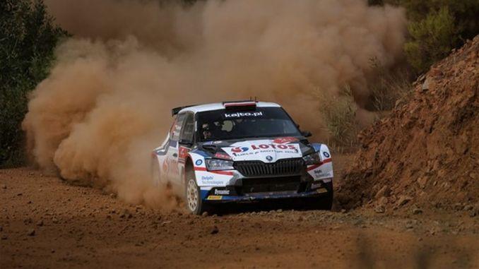 Kajetanowicz Rally Turkey, Pirelli's Domination Continues the Registrant