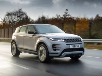3 Different Driving Options from the New Range Rover Evoque
