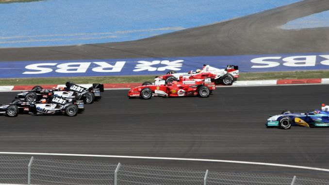 Formula 1 Turkey Grand Prix Full Support from IMM