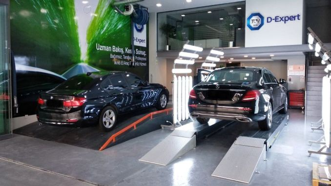 Buyer and Seller are Satisfied with the Second Hand Vehicle Arrangement