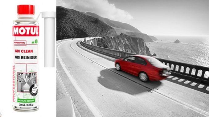 Motul'den Yeni Ürün, Motor Kirliliğinin Önüne Geçen GDI Clean