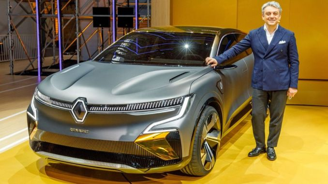 Two New Electric Models from Renault