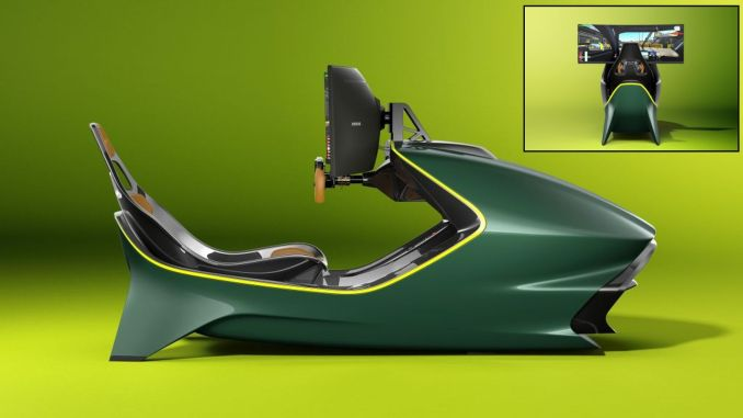 With Aston Martin Racing Simulator Preorder can be brought to Turkey