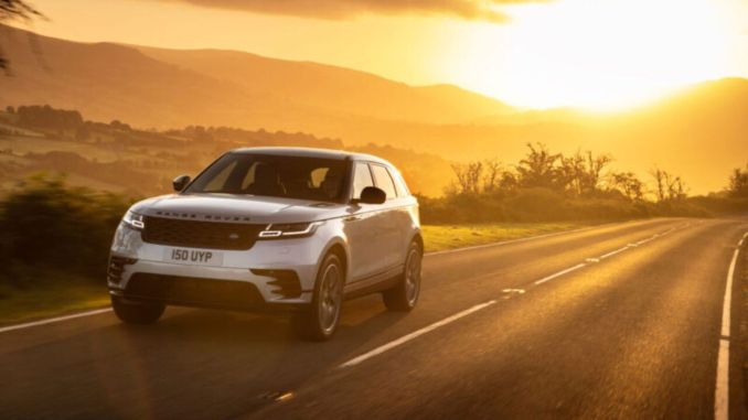 Range Rover Velar Yil Sonuna Ozel Faiz Avantajiyla Showroomlarda