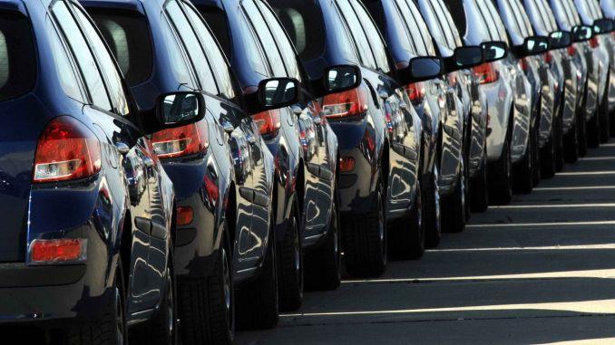 million vehicles sold in November
