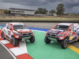 toyota gazoo racing dakar rallisinde yeni hilux ile yerini alacak