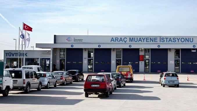Arac Muayenesinde Kredi Karti Donemi