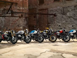 bmw motorrad will mark the year with new models