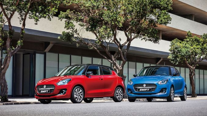 Suzuki Swift becomes best-selling car of its class in its hybrid year