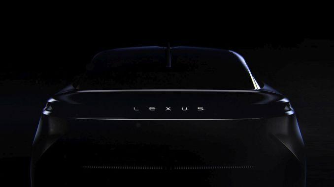 lexus esitleb oma uue kaubamärgi visiooni ideeautoga
