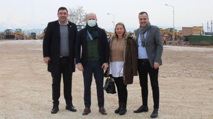 tugiad bursa branch examined gemlik domestic car factory construction