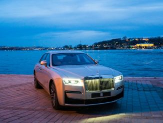 a new generation rolls royce ghost turkiyede