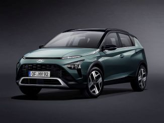 hyundai stylish and sporty crossover suv model introduced bayon