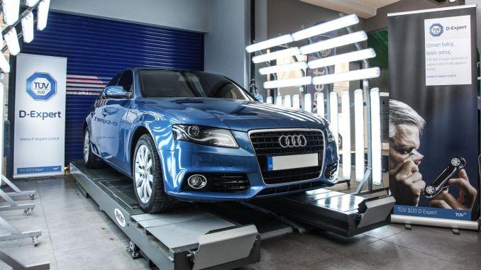 Kasvav nõudlus kasutatud sõidukite järele teenis ekspertiisiturgu