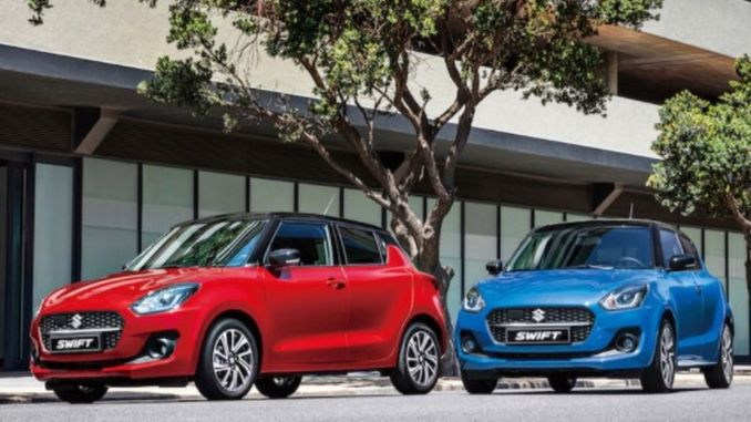 special march campaign for suzukiden swift hybrid and vitara models