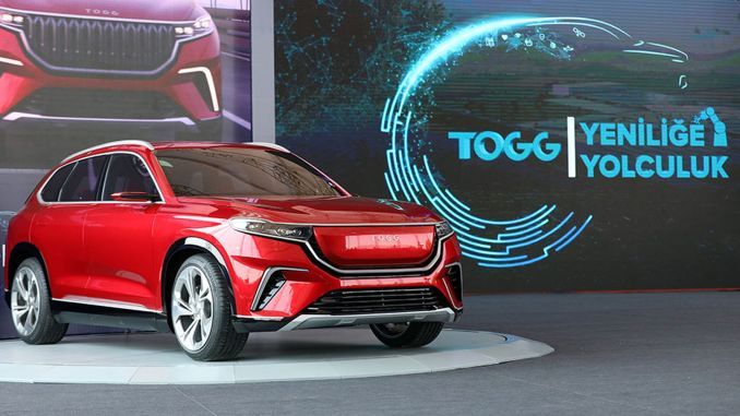 The charging time of the domestic car has decreased and its range has increased to more than km