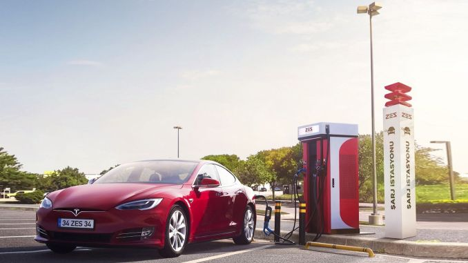 electric cars will fill side sectors