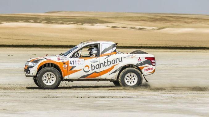 petlas Bantboru became the tire sponsor of the off road team
