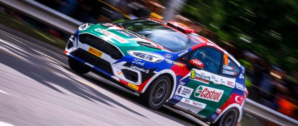 echipa castrol ford a câștigat supremația cu ali turkkan în turcia bulgaria rally