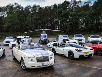 džinnlased eelistavad luksust autodes