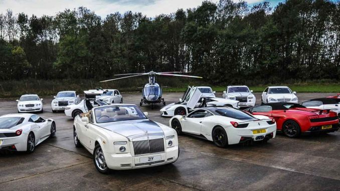 gin people prefer luxu in cars