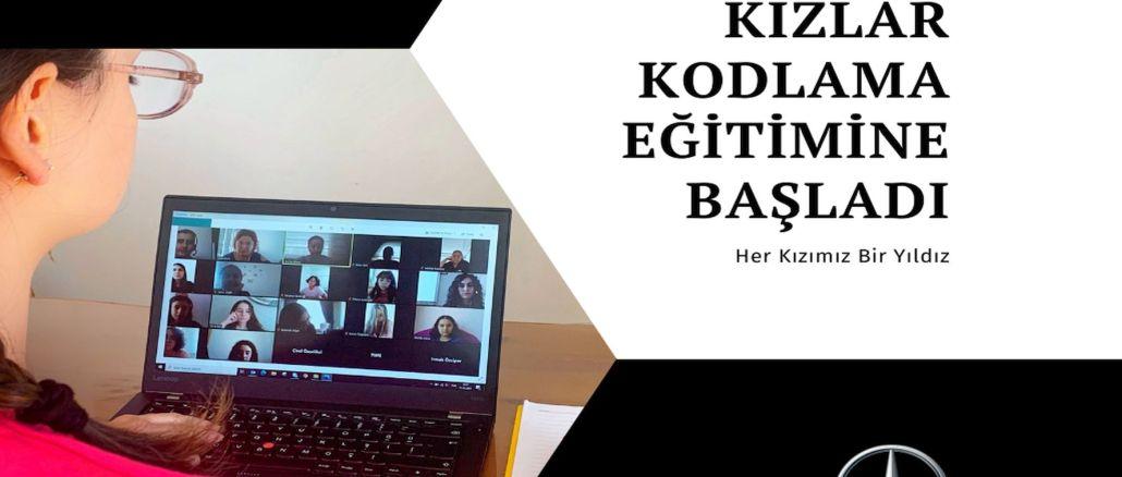tehnologii informatice și instruiri de codificare care pot fi traduse de la Mercedes Benz la fete vedete