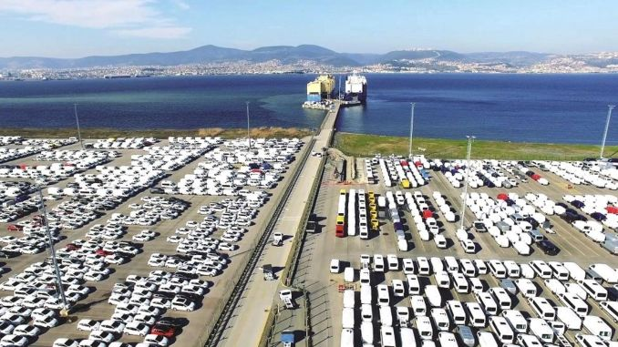 automotive exports were billion dollars in april