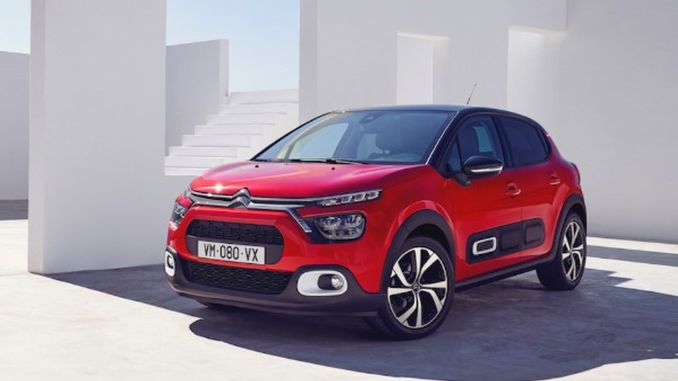 Production of third generation citroen cun exceeded million